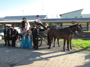 My Wedding Carriages Maryborough